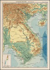 Southeast Asia Map By Anonymous