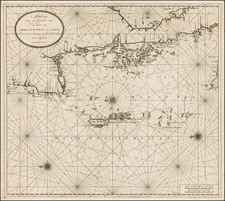 Southeast Asia and Other Islands Map By Johannes II Van Keulen