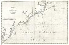 Southeast, North Carolina and South Carolina Map By William Norman