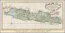 Southeast Asia and Indonesia Map By J.V. Schley