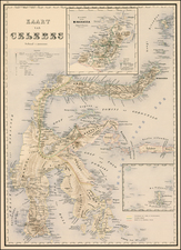 Southeast Asia and Other Islands Map By Anonymous
