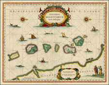 Southeast Asia and Other Islands Map By Peter Schenk  &  Gerard Valk