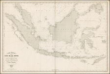 Southeast Asia and Philippines Map By Aime Robiquet