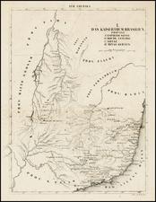 Brazil Map By Schleiben