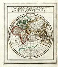 World, Eastern Hemisphere, Southern Hemisphere, Australia & Oceania, Australia and Oceania Map By Gabriel Bodenehr