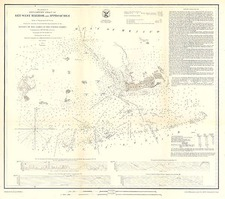 Southeast Map By United States Coast Survey
