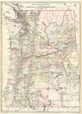Map By William Bradley