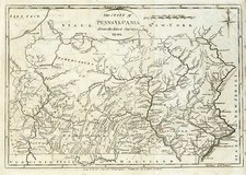 Mid-Atlantic Map By John Payne
