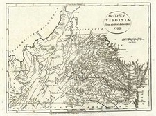 Mid-Atlantic and Southeast Map By John Payne