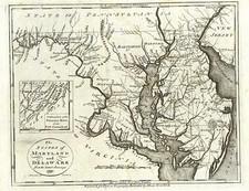Mid-Atlantic Map By John Payne