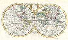 World and World Map By George Rollos