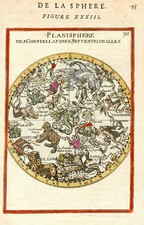 World, Curiosities and Celestial Maps Map By Alain Manesson Mallet