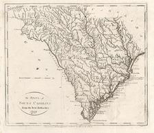 Southeast Map By John Payne
