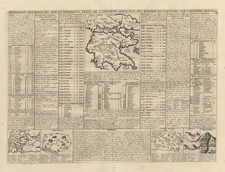 Europe and Greece Map By Henri Chatelain
