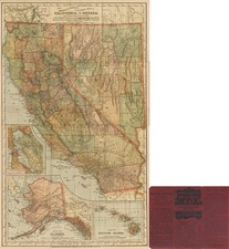 California Map By Matthews-Northrup & Co.