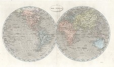 World and World Map By Benjamin Tanner
