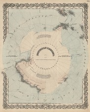 World, World and Polar Maps Map By G.W.  & C.B. Colton