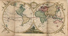 World and World Map By Thomas Kitchin