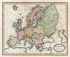 Europe and Europe Map By William Guthrie