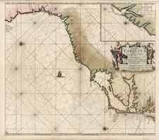 Southeast Map By Johannes Van Keulen