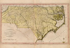 Southeast Map By John Reid
