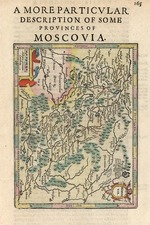 Europe, Poland and Russia Map By Henricus Hondius - Gerhard Mercator