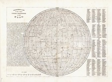 World, Curiosities and Celestial Maps Map By John Dower