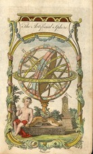 World, Curiosities and Celestial Maps Map By Thomas Kitchin
