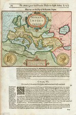 World, World, Europe and Europe Map By Jodocus Hondius / Samuel Purchas