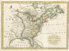 United States Map By Thomas Bowen