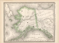 United States Map By William Rand  &  Andrew McNally