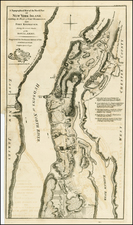 Map By Charles Stedman / William Faden