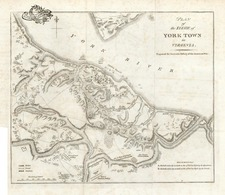 Mid-Atlantic and Southeast Map By Charles Stedman