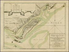 Southeast Map By William Faden