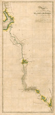 World, Polar Maps and Canada Map By Sir John Franklin