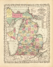 Midwest Map By Charles Desilver