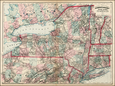 Canada Map By Asher  &  Adams