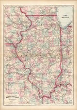 Midwest Map By Asher  &  Adams