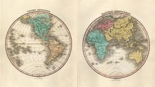 World and World Map By Anthony Finley