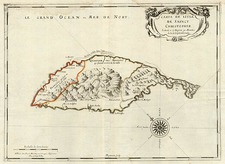 Caribbean Map By Pierre Mariette