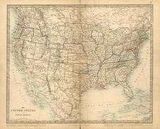 United States Map By SDUK / Harrow