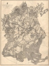 Southeast Map By U.S. War Department
