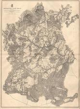 Southeast Map By U.S. War Department