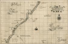 Brazil Map By Robert Dudley