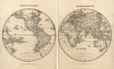 World and World Map By Charles Smith