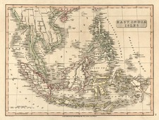 Asia, Southeast Asia and Philippines Map By Charles Smith