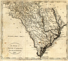 Southeast Map By John Payne