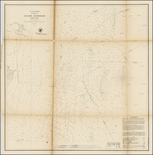 Florida Map By United States Coast Survey
