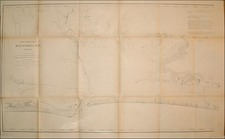 Texas Map By United States Coast Survey