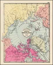 World and Polar Maps Map By H.C. Tunison